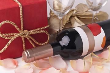 Wine amd gift