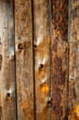 Rusty Wooden Planks Background