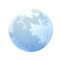 vector icon globe