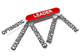 Five characteristics of a great leader