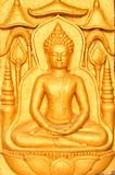Fototapeta Buddyjski - złoty - Sztuka Starożytna