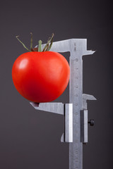 Tomatenmessung