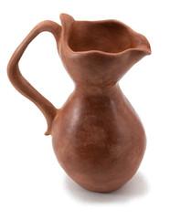 ancient jug from ceramics