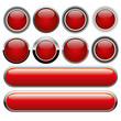 red button-set