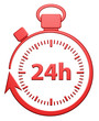 24H Chrono Rouge