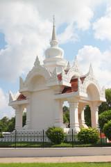 Pavilion of Principle Kantarawichai Buddha statue, Mahasarakham