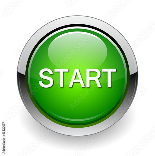 start web green button