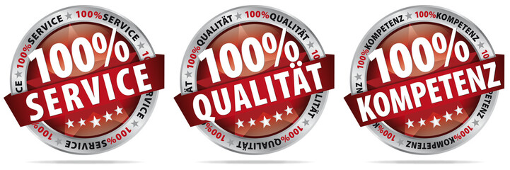 100% Service - Qualität - Kompetenz