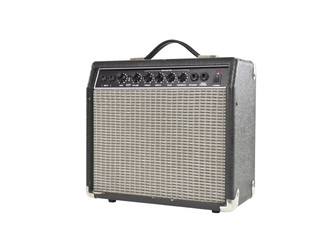 Vintage Grungy Guitar Amplifier
