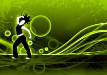 Zumba Tanz-Fitness