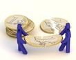 Euro teilen