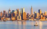 Fototapety Manhattan Skyline