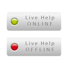 Live Help Button