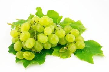 white grape, fruit