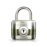 Lock, old-style vector isolated