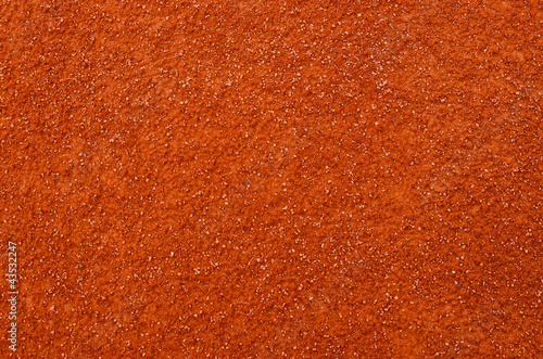 canvas print picture Clay background - Tennis court background