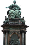 Maria Theresa Monument in Vienna Austria