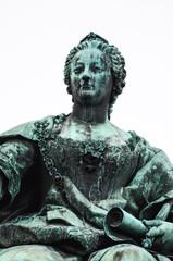 Maria Theresa Monument in Vienna Austria