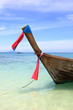 Long boat tail en Thaïlande