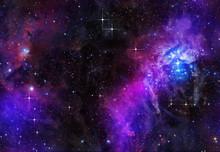 Głębokie lub w przestrzeni kosmicznej