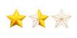 Stars, vector