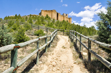 Davalillo castle, La Rioja (Spain)