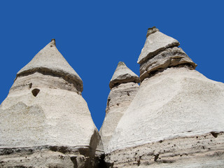 Hike through Tent Rocks National Monument
