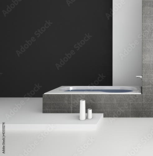 Modern Luxury Bathroom Design Interior