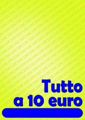 TUTTO A DIECI 10 EURO BLU 02