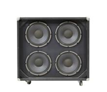 Guitar Amplifier Speaker Caja con trazado de recorte
