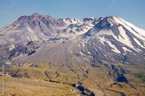 Papiers peints Colline Mount Saint Helens