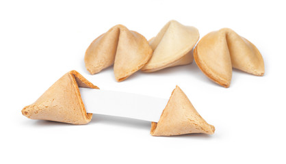 Fortune Cookie and Message