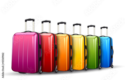 suitcase colors