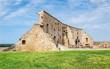Théâtre et ruine en Provence, France