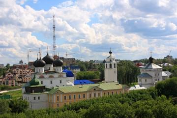 Ансамбль Свято-Успенского Трифонова мужского монастыря