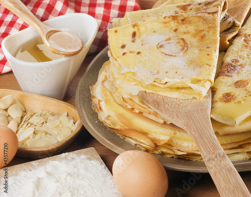 La chandeleur , Crepes