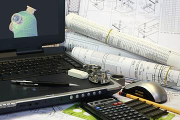 3D modeling of Reactor