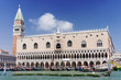 Piazza San Marco and The Doge's Palace. Venice, Italy