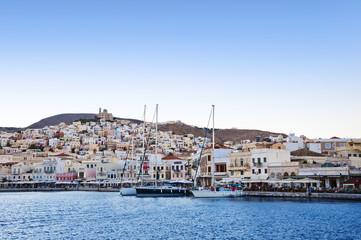 Syros (Ermoupoli) Island, Greece