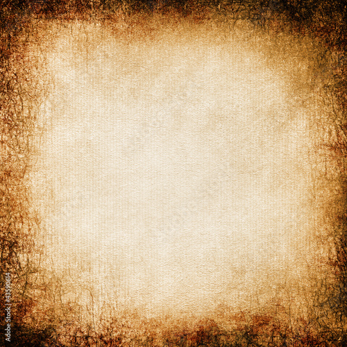 Template - grunge background