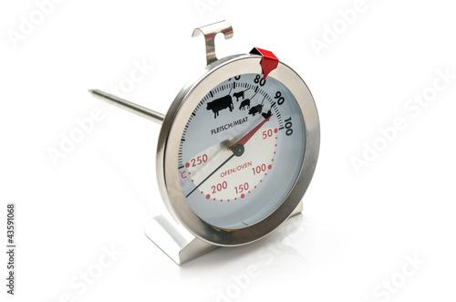 bratthermometer freigestellt - 43591068