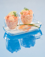 Cocktail de lCrevettes