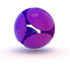 purple design logo