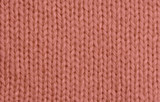 Macro of a woolen Pattern