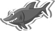 мультфильм акула