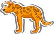 мультфильм леопарда