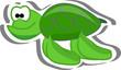 мультфильм черепаха