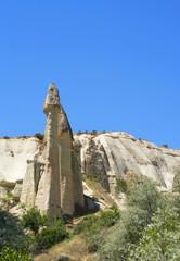 valley of love in Goreme, Cappadocia