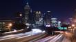 Downtown Atlanta, Georgia Cityscape