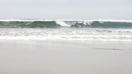 Oregon Coast Ocean Waves